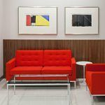 Florence 2 seater sofa - Knoll