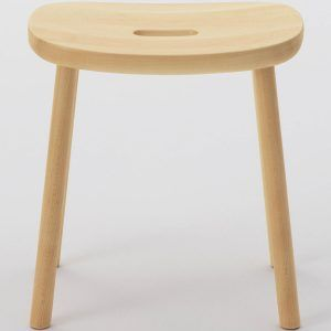 Stool or low - Maruni