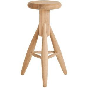 Rocket Oak Stool - Artek (copy)