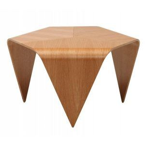 Table Trienna Coffee - Artek