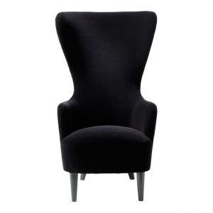 Wingback chair - Tom Dixon