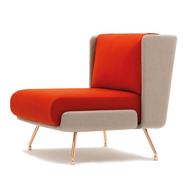 A & A Residential Fauteuil - Knoll