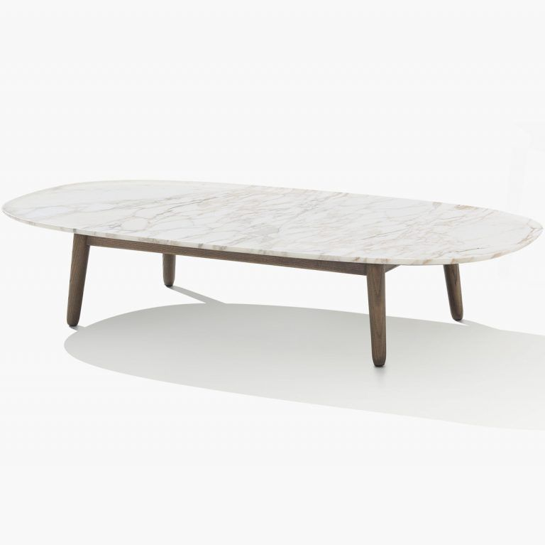 Oval Coffee Table Mad By Poliform Online Store Of Naharro Furniture