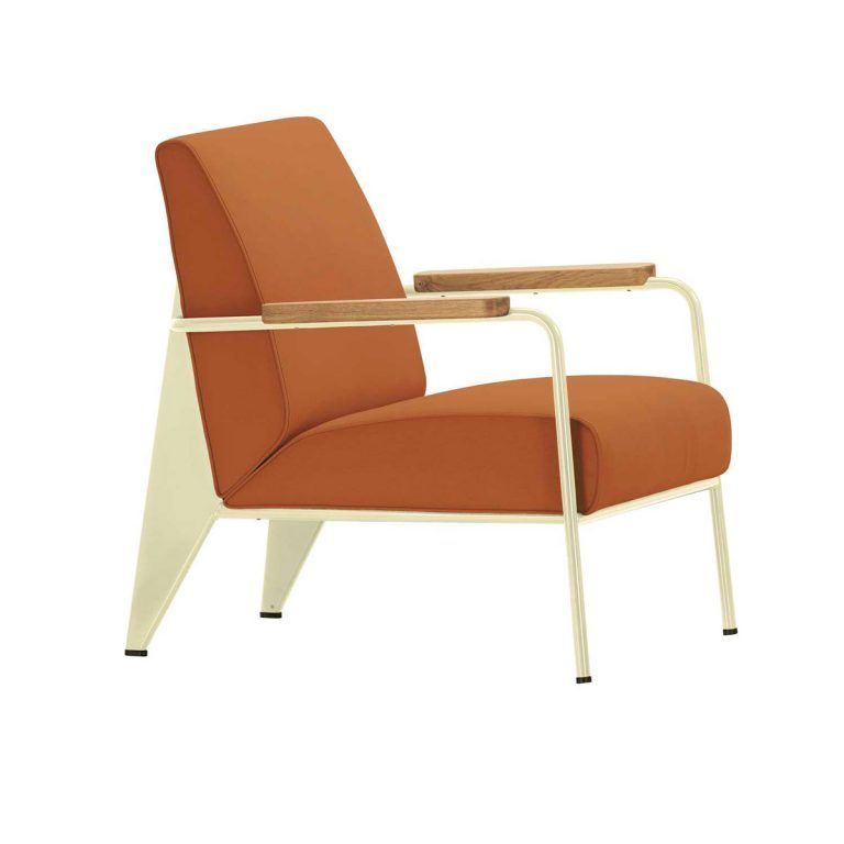 Fauteuil Lounge Chair - Vitra