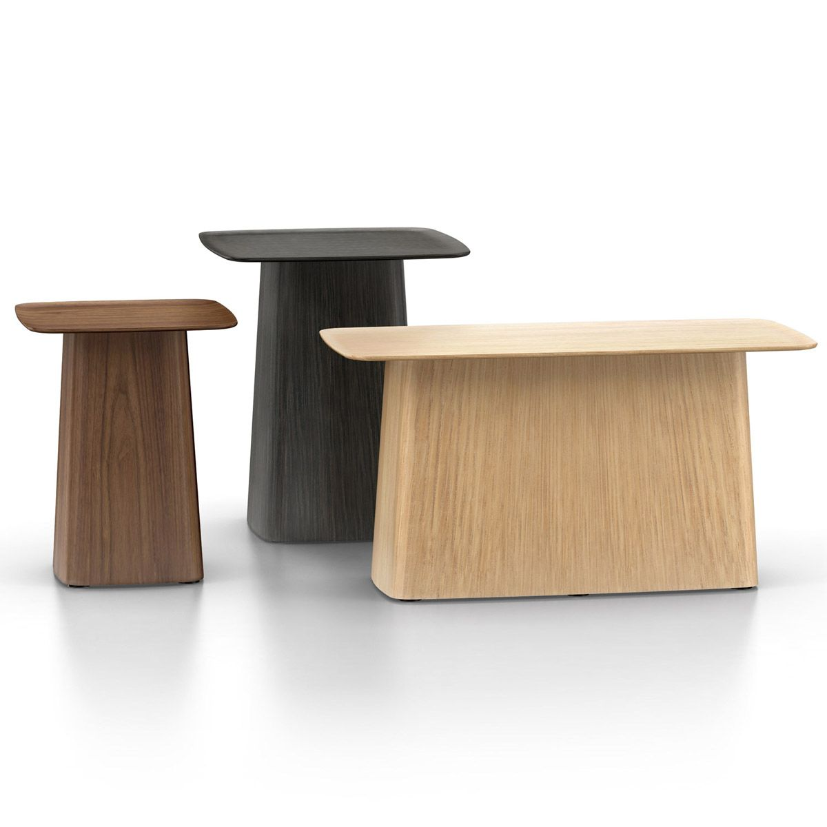 Side table Wooden Side - Vitra