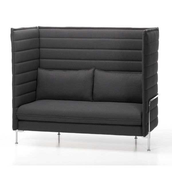 Alcove Highback Sofa By Vitra In The