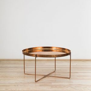 CM05 Habibi Copper Coffee Table 30 cm - e15