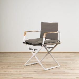 Seax White Chair - Dedon (copy)