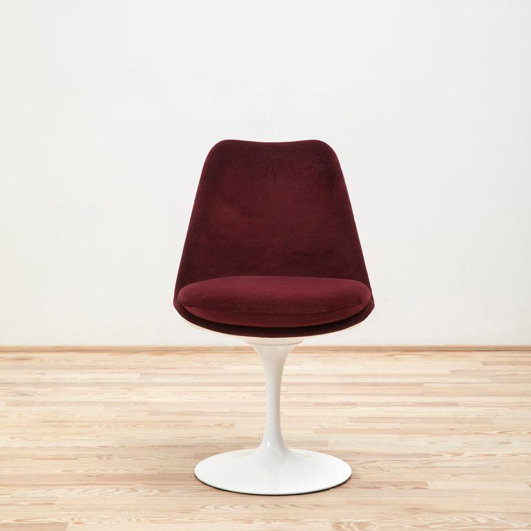 Upholstered Tulip Chair - Knoll