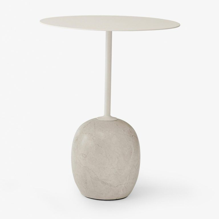 Lato LN8 ivory side table - & Tradition (copy)
