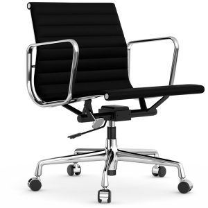 Chair Aluminum Group EA 117 Fabric - Vitra (copy)