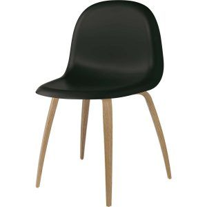 Chair 3D Oak Hirek Black - Gubi