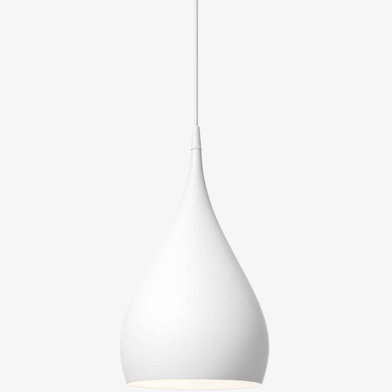 Spinning lamp BH1 white - & Tradition