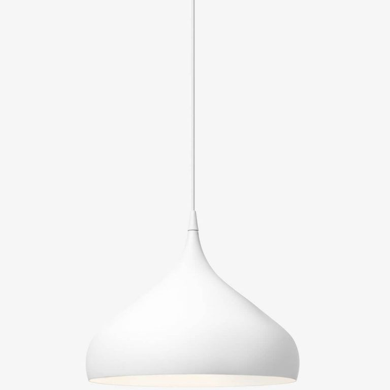 Spinning lamp BH2 white - & Tradition