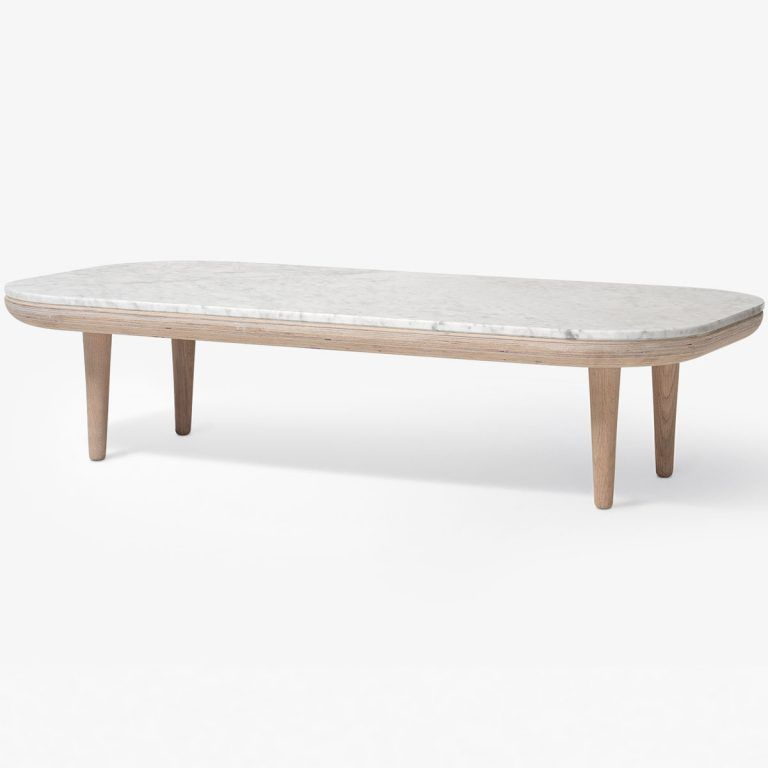 Fly SC5 Roble Carrara side table - & Tradition (copy)