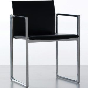 Armchair Eve Aluminum - Cassina