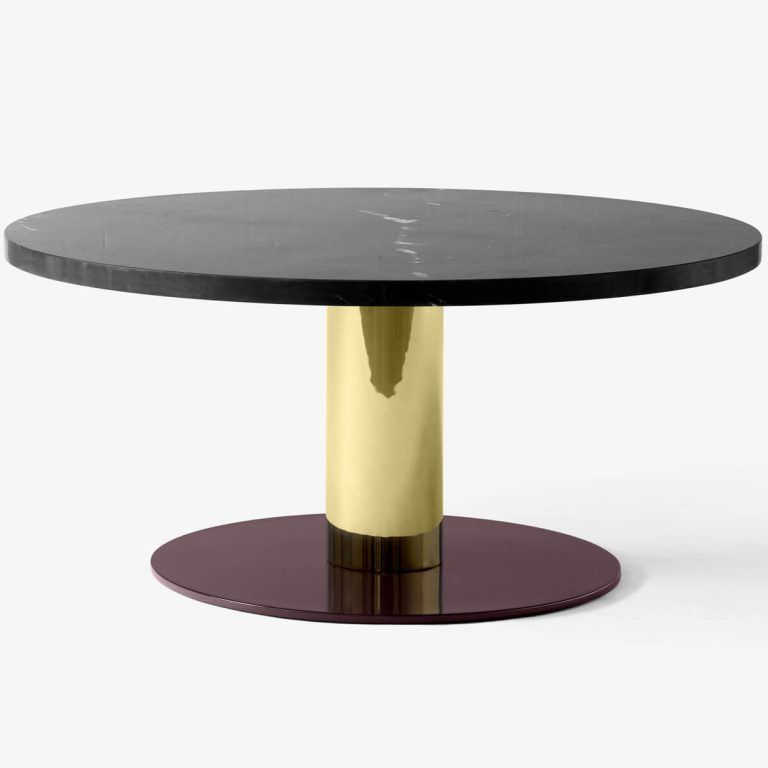 JH20 Mix black side table - & Tradition