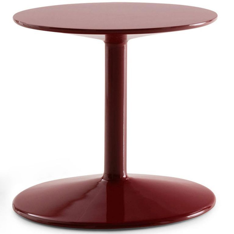 Side table Spool Rojo - B&B Italia