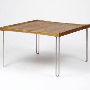 Wooden Tray Table side table - OneCollection