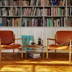 Wooden Tray Table side table - House of Finn Juhl