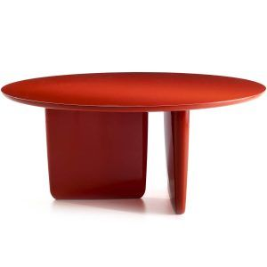 Table Tobi-Ishi Candy Red - B&B Italia
