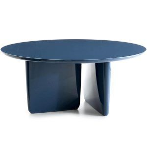 Tobi-Ishi Smoke blue table - B&B Italia