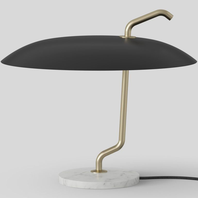 Model 537 lamp black - Astep