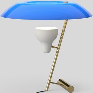Lamp Model 548 Brass Blue - Astep