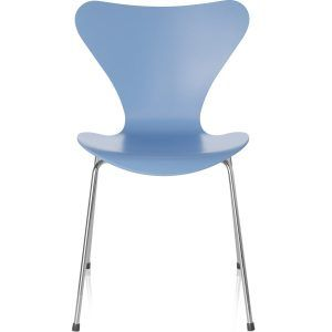Chair Series 7 Lacquered blue - Fritz Hansen