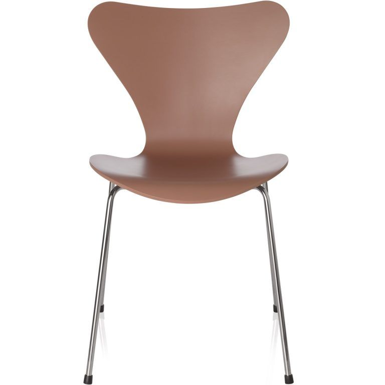 Chair Series 7 Lacquered chocolate - Fritz Hansen