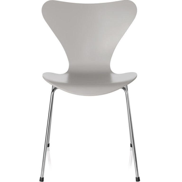 Chair Series 7 Lacquered gray - Fritz Hansen