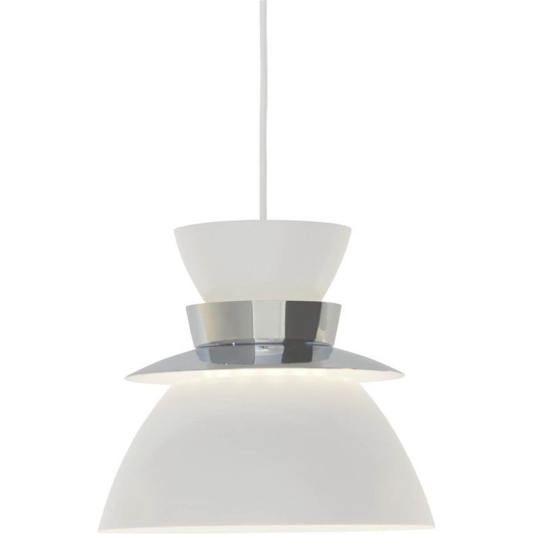 Artek U336 Suspension Lamp Chrome