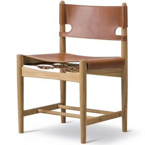 The Spanish Dining Chair - Fredericia