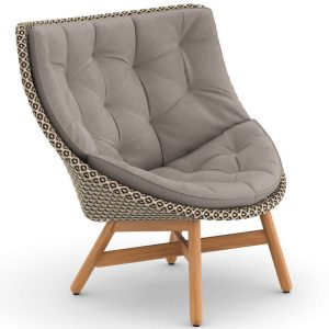Mbrace wing chair - Dedon